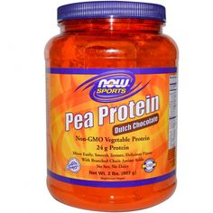 Now Sports Pea Protein Dutch Chocolate 2 lbs 907g at Megavitamins Online Supplement Store Australia. Pea Protein is Mixes Easily, Smooth Texture, Delicious Flavor.Pea Protein with Branched Chain Amino Acids for being a highly bioavailable protein.