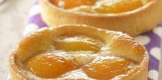 Tarte aux abricots et aux amandes, facile et pas cher : recette sur Cuisine Actuelle