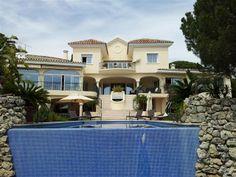 Luxury Villa for Sale in Elviria, Marbella, Costa del Sol   HGF Estates