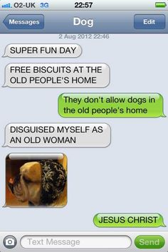 I miss Text from Dog. - Imgur