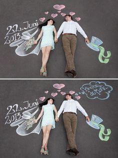 Kreative Hochzeit Ideen