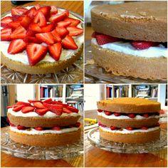 italian-cream-cake-collage