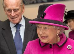 The Queen and the Duke of Edinburgh were visiting Lewes and Brighton.