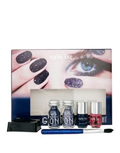 Nails Inc Bling It On Midnight