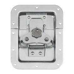 Reliable Hardware Company RH-A3004-A Large Butterfly Spring Loaded Road Case Recessed Latch, Zinc - - Amazon.com