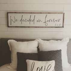 Bedroom Wall Decor Above Bed, Home Decor Bedroom, Bedroom Furniture, Bedroom Ideas, Dark Furniture, Bedroom Designs, Bedroom Headboards, Bedroom Tv, Bedroom Stuff