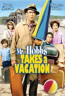 Mr Hobbs Takes a Vacation....Love this!
