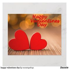 Shop happy valentines day holiday postcard created by nonstopshop. Valentines Day Holiday, Valentine Day Cards, Happy Everything, Valentine T Shirts, Holiday Postcards, Valentine Decorations, Postcard Size, Seasons, Paper
