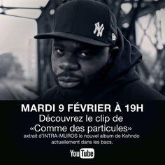"""Découvrez le nouveau clip de @KoHndo """" Comme des particules """" http://xfru.it/SEAXAf"""