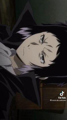 Yandere Anime, Otaku Anime, Anime Manga, Anime Guys, Stray Dogs Anime, Bongou Stray Dogs, Anime Films, Anime Characters, Anime Butterfly