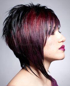 félhosszú+frizurák+egyenes+hajból+-+tépett+bubifrizura+félhosszú+hajból