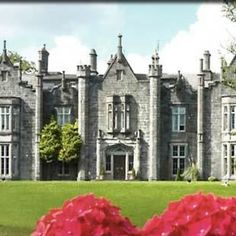 Beleek Castle, Mayo  Had the castle to ourselves and loved it!!
