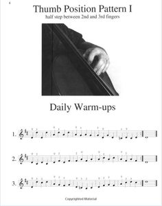 Cello Thumb Position Exercises http://audreywilliamsmusic.com/2013/08/30/cello-thumb-position-exercises/