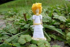 Classy Bride Toothpick Doll $7.00