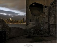 """""""Concrete Abstract & Notes From the Edge"""" photographs by Shai Kremer at the Robert Koch Gallery in San Francisco"""