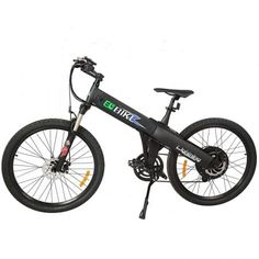 New Electric Bike Matt Black Electric Bicycle Mountain Lithium Battery City Ebike, Electric Mountain Bikes New Electric Bike, Best Electric Bikes, Folding Electric Bike, Electric Mountain Bike, Best Exercise Bike, Exercise Bike Reviews, Mountain Bike Pedals, Mountain Biking, E Bicycle
