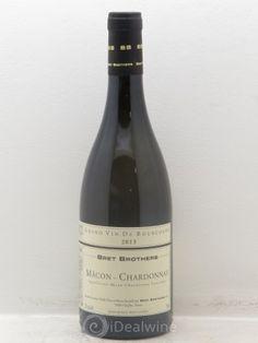 Mâcon Chardonnay Bret Brothers 2013 - Lot de 1 Bouteille