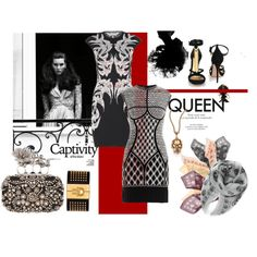 """ALEXANDER MCQUEEN"" by sdiana-1 on Polyvore"