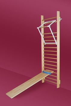 Set:Stall bars + Incline board + Pull up bars,code 263