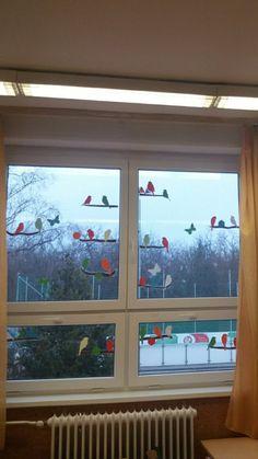 Tavasz vagy nyári ablak dekoráció Windows, Ramen, Window