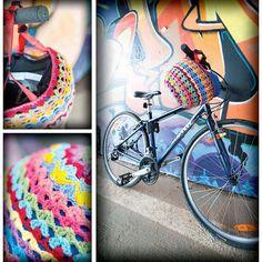 Bike Helmet Cosy Crochet Pattern Download