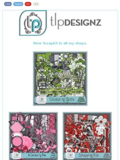 Ad:5 New Scrapkits,4 New CU Products, and CSB Designer & CT Call from TLP Designz!http://mad.ly/25b364