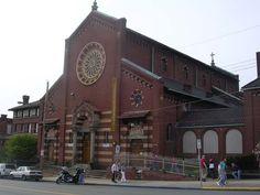 'The Church Brew Works' er et bryggeri og en pub i Pittsburgh. Den katolske kirke ophørte med sin kirkefunktion i 1993, og i 1996 åbnede bryggeriet.