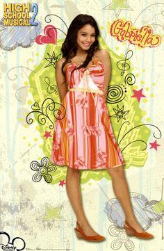 Gabriella Montez - High School Musical 2