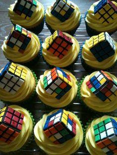 Cupcake cube rubic