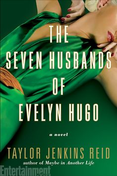 Cover Reveal: The Seven Husbands of Evelyn Hugo - On sale March 2, 2017! #CoverReveal