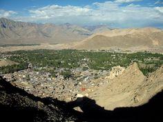 City of Leh, Ladakh, Jammu and Kashmir