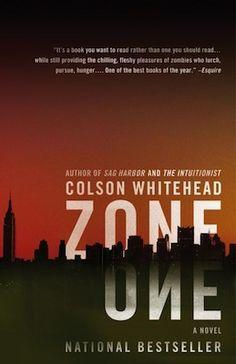 Zone One - Literary zombie novel
