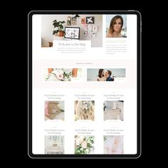 Rowan is a beautiful and timeless website layout for fine art and professional wedding and portrait photographers. Webpage Layout, Blog Layout, Beautiful Website Design, Website Design Inspiration, Create Website, Rowan, Website Template, Portrait Photographers, Layouts