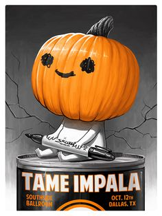 Tame Impala by Mike Mitchell - bigtoe142@hotmail.com