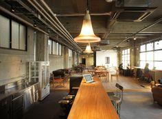 Home decoration is one of the most important elements that help you to define the… Warehouse Office, Office Images, Shared Office, Black Decor, Office Interiors, Interior Inspiration, Storage Spaces, Office Decor, Interior Architecture