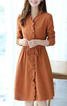 44 Casual Work Outfits for Summer to Try this Year Lovely Dresses, Modest Dresses, Modest Outfits, Simple Dresses, Modest Fashion, Vintage Dresses, Girl Fashion, Casual Dresses, Fashion Dresses