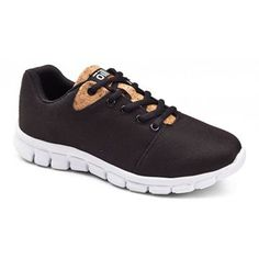 Oill sneakers, Prague Mix Signature, sort/kork -- 600,00 -- str. 36-41