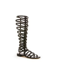 because Kate looks soooo good in these.. and everyone needs something out of their comfort zone. I'll take mine in the cava napa to go with a tan.    GLADIATOR | Stuart Weitzman