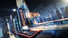 STV News Report on Behance