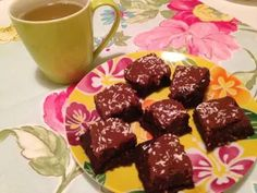 double choclate brownies