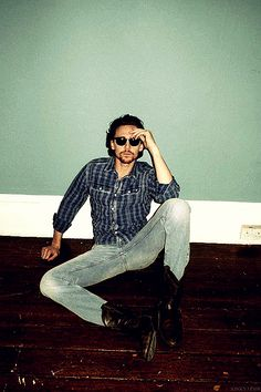 Tom Hiddleston | #1883Magazine (February 2012) | #TomHiddleston posing seductively