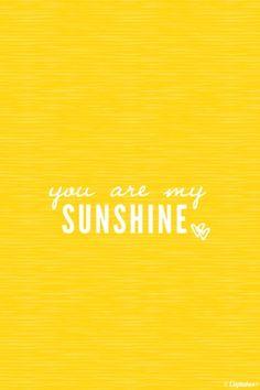You are my sunshine phone wallpaper Sunshine Wallpaper, Sea Wallpaper, Cute Wallpaper For Phone, Mustard Wallpaper, Iphone Wallpaper Yellow, Hippie Wallpaper, Tropical Wallpaper, Sunflower Wallpaper, Trendy Wallpaper
