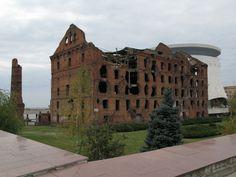 Volgograd, Russia  ~ ♥ #abandoned #ruins #architecture