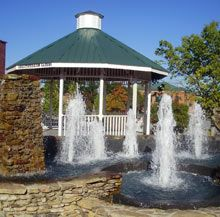 Gazebo. Greater Easley Chamber of Commerce | Easley, SC