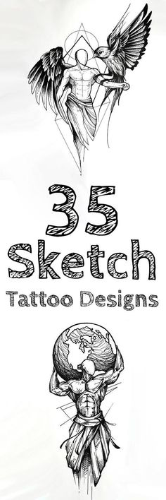 style tattoo ideas are very popular nowadays among hipsters and not only them. Sketchy designs look really stylish on.Sketch style tattoo ideas are very popular nowadays among hipsters and not only them. Sketchy designs look really stylish on. Sketch Style Tattoos, Tattoo Design Drawings, Tattoo Sketches, Drawing Sketches, Drawing Poses, Neue Tattoos, Body Art Tattoos, Sleeve Tattoos, Popular Tattoos