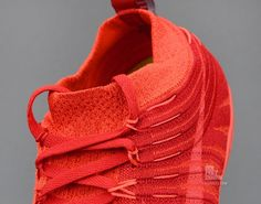 Nike Free Hyperfeel Run Gym Red Detailed Pictures