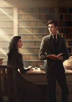 One of the art prints I did for YALC with was this one of Audrey Rose and Thomas from Stalking Jack the Ripper! Story Inspiration, Writing Inspiration, Character Inspiration, Character Art, Storm And Silence, Lockwood And Co, Audrey Rose, Six Of Crows, Fan Art