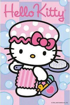 Hello Kitty Drawing, Hello Kitty Art, Hello Kitty Themes, Sanrio Hello Kitty, Hello Kitty Backgrounds, Hello Kitty Wallpaper, Hello Kitty Clipart, Hello Kitty Imagenes, My Melody Wallpaper