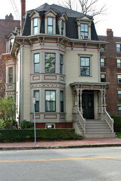 Beautiful house in Boston