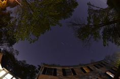 Astrophotographer Dr. Jon Shapiro of Greenwich, CT, sent in his photo of an Eta Aquarid meteor taken May 5, 2013.